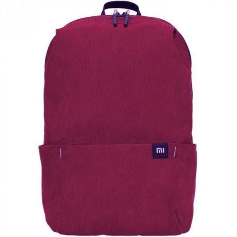 Рюкзак Xiaomi (Mi) Mini Backpack 10L (Темно-красный) Red
