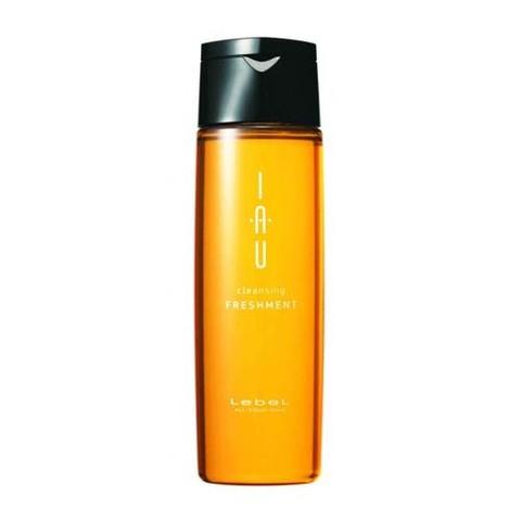 Lebel IAU Cleansing Freshment - Охлаждающий аромашампунь для жирной кожи головы
