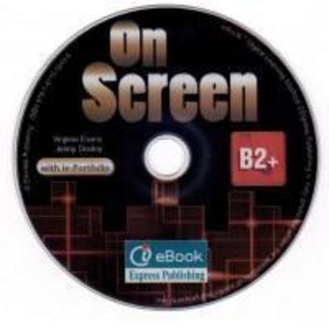 On Screen B2+. Ie-book — электронное приложение с интерактивным учебником