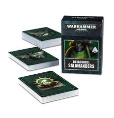 Datacards: Salamanders 8ed