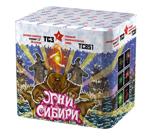 ТС851 Огни Сибири(1,2