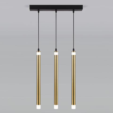 Подвесной светодиодный светильник 50133/3 LED бронза