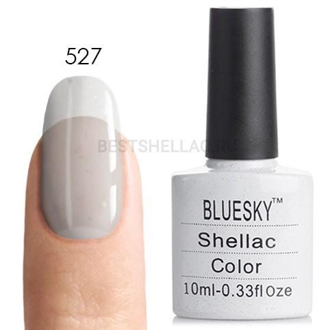 Bluesky Shellac 40501/80501 Гель-лак Bluesky № 40527/80527 Zillionaire, 10 мл 527.jpg