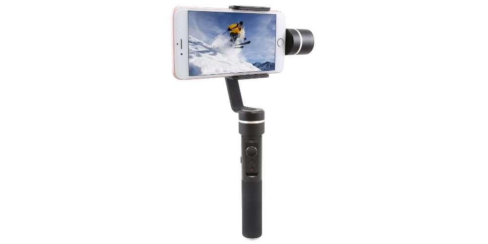 Стабилизатор трехосевой для смартфона Feiyu FY-SPG со смартфоном