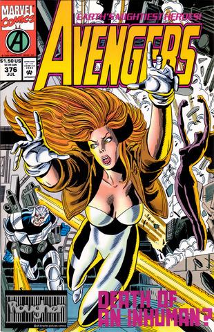 Avengers #376