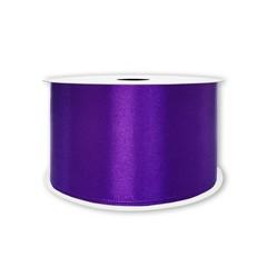 Лента атласная Фиолетовый, 12 мм * 22,85 м.