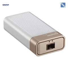 Адаптер 10 Gigabit Ethernet QNAP Thunderbolt 3 to 10 Gb/s SFP+