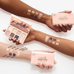 IT Cosmetics Naturally Pretty Essentials Matte Luxe Transforming палетка теней