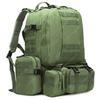 Тактический рюкзак 4 в 1 Cool Walker 001 Олива