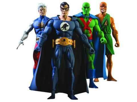 History of the DC Universe Series 04
