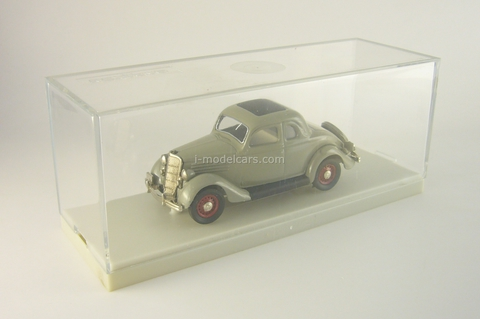 Ford Coupe 1935 grey Rextoys 1:43