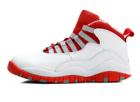 Air Jordan 10 Retro 'Varsity Red'