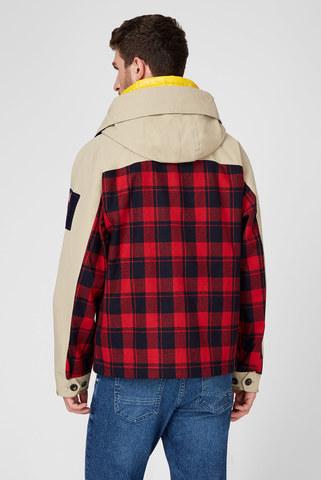 Мужская куртка 3 в 1 CHECK Tommy Hilfiger