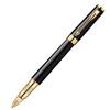 Parker Ingenuity - M Black Lacquer GT, ручка 5th пишущий узел, F, BL