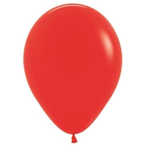 Шар Красный, 30 см