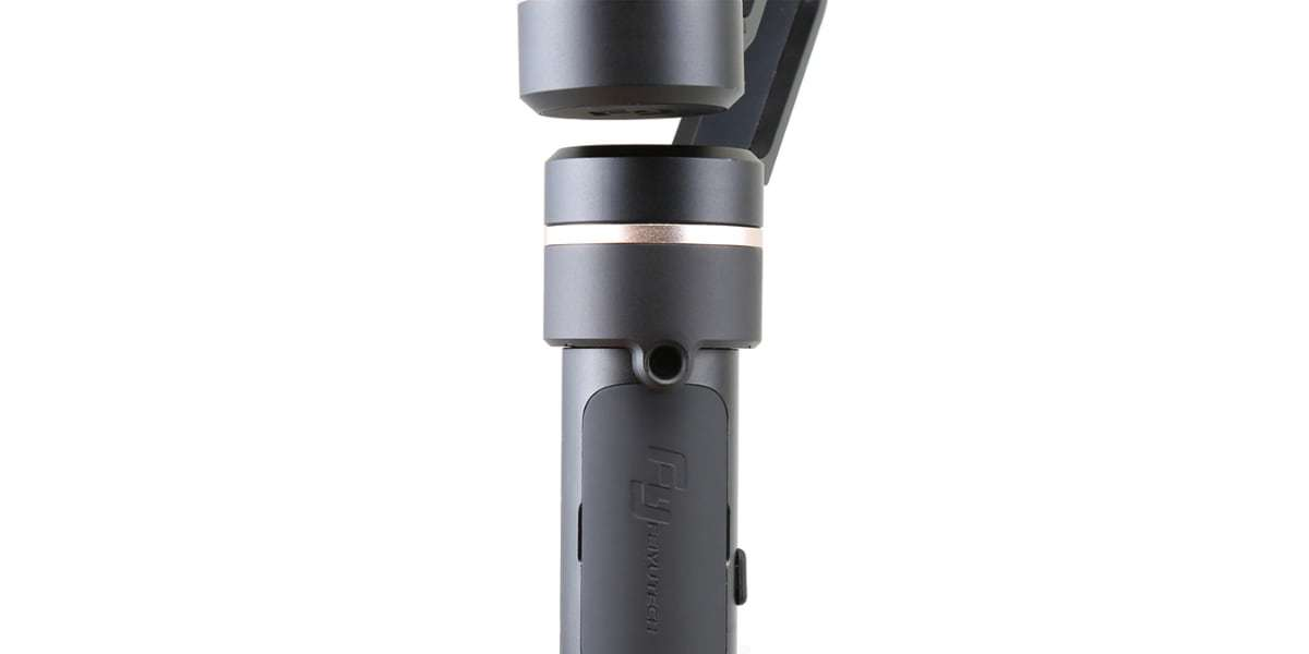 Стабилизатор трехосевой для смартфона Feiyu FY-SPG рукоятка