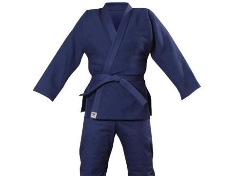 Кимоно дзюдо. Цвет синий. Размер 48-50. Рост 176.