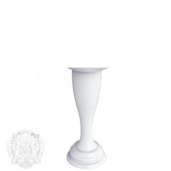 Пьедестал для раковины Migliore Milady ML.MLD-25.717.BI тонкий