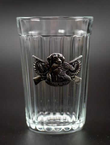 Граненый стакан «Охотничий»