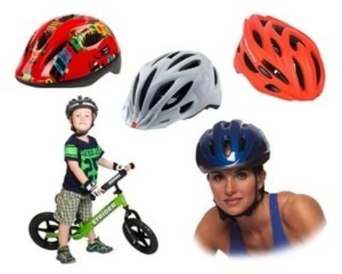 Купить велосипедные шлемы