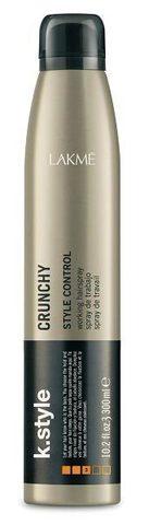 Спрей для укладки волос Lakme Crunchy