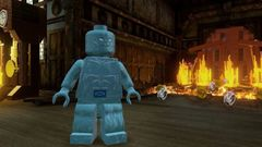 PS4 LEGO Marvel Super Heroes (русская документация)