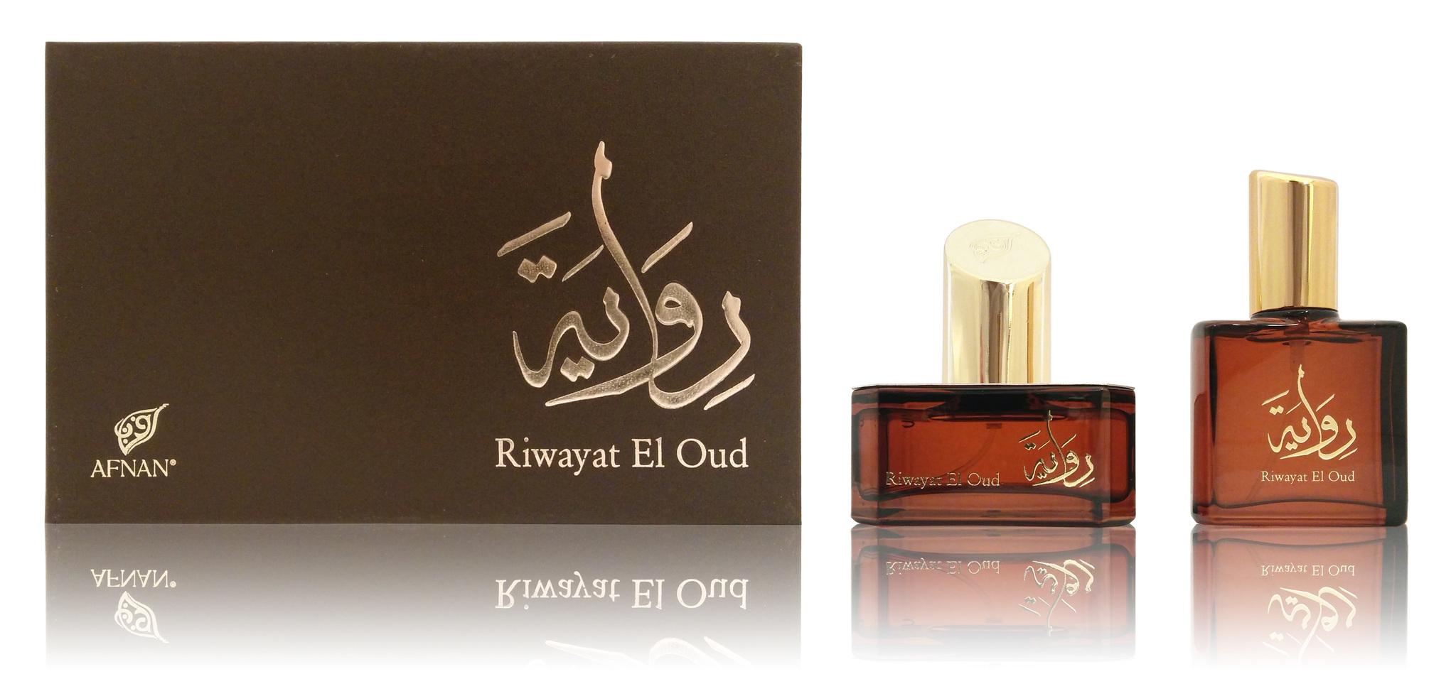 Riwayat El Oud u EDP 50+20 ML спрей от Афнан Парфюм Afnan Perfumes