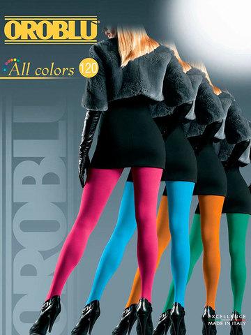 Колготки All Colors 120 Oroblu