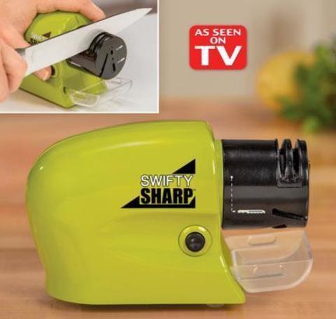 Ножеточка Swifty Sharp электрическая универсальная