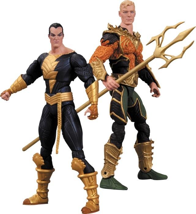Injustice: Aquaman & Black Adam 3.75