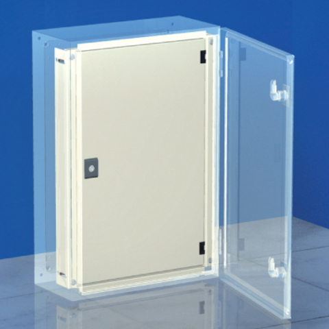 Дверь внутренняя, для шкафов CE 500 x 500 мм