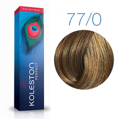 Wella Professional KOLESTON PERFECT 77/0 (Блонд интенсивный) - Краска для волос