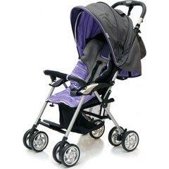 Прогулочная коляска Jetem Elegant фиолетовый/полоска