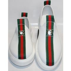 Городские кроссовки New Malange M970 white.