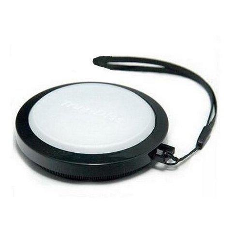 Крышка для установки баланса белого Phottix White Balance Lens Filter Cap 55mm