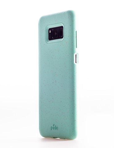 Чехол для телефона PELA Samsung S8 Бирюзовый