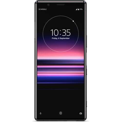 Смартфон Sony Xperia 5 чёрный купить в Sony Centre Воронеж