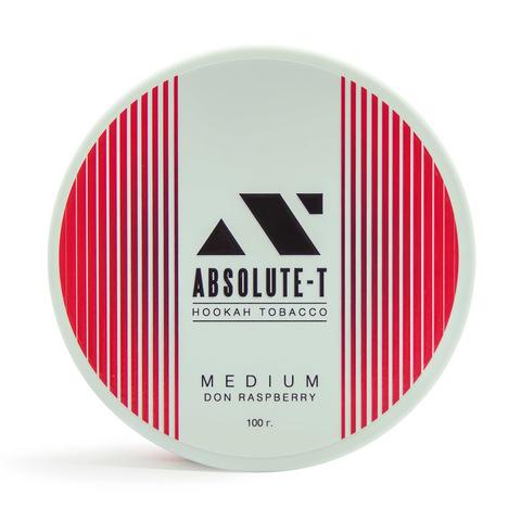 Табак Absolute-T Med Don Raspberry (Малина) 100 г