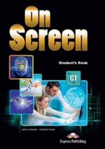 On Screen C1. Student's Book. Учебник