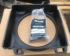 Кожух вентилятора МАН ТГЛ, корпус вентилятора, диффузор МАН ТГЛ!   В наличии, новый, оригинал!  OEM MAN - 81066200183
