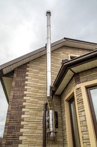 Качественный дымоход обеспечит безопасность вашему дому