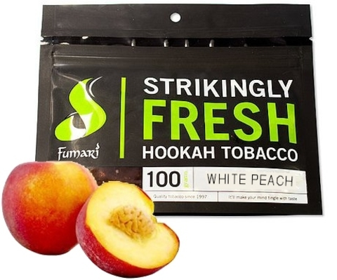 Табак Fumari White Peach 100 г