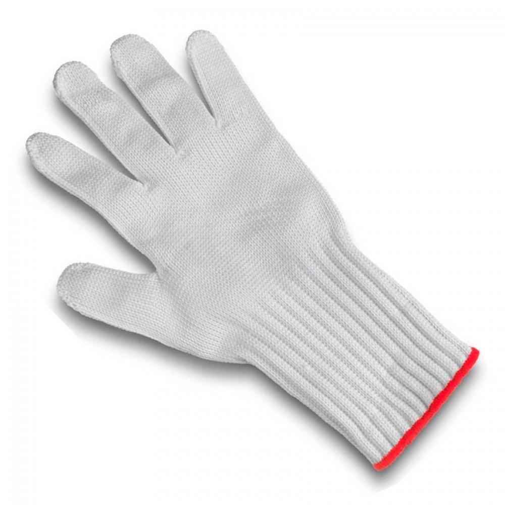 Перчатка Victorinox из кевларовой нити для защиты от порезов (7.9037.L) удлинённая - Wenger-Victorinox.Ru