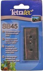 Запасные лезвия для скребка, Tetra SB 45, 2 шт.