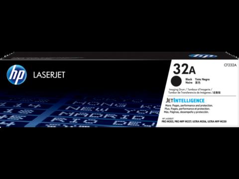 Оригинальный картридж HP CF232A (№32A), чёрный