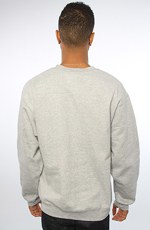 Свитшот серый bucks фото 4