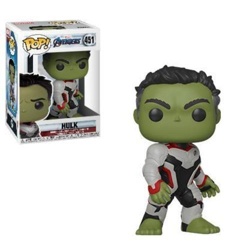 Фигурка Funko POP! Bobble: Marvel: Avengers Endgame: Hulk 36659