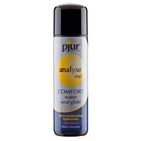 Анальный лубрикант pjur ANALYSE ME Comfort Water Anal Glide - 250 мл.