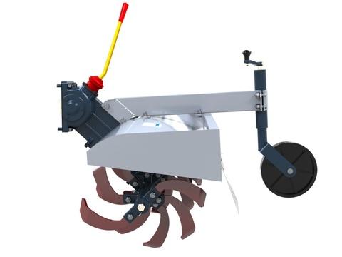 Почвофреза Скаут-120 для минитрактора и мотоблока