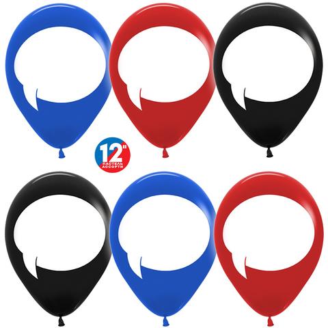 Воздушные шары для надписей